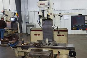 Fryer Milling CNC