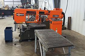 Cosen CNC Saw
